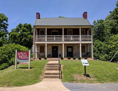 Miller's House Museum at Jordan's Point in Lexington, VA