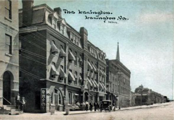 Lexington Hotel on Main