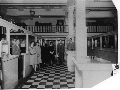 Rockbridge Bank Interior