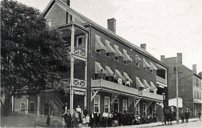 McCampbell Inn