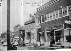 100 Block of Main Street
