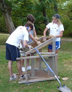 Student Archaeologists