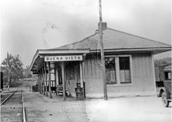 Buena Vista Rail Station