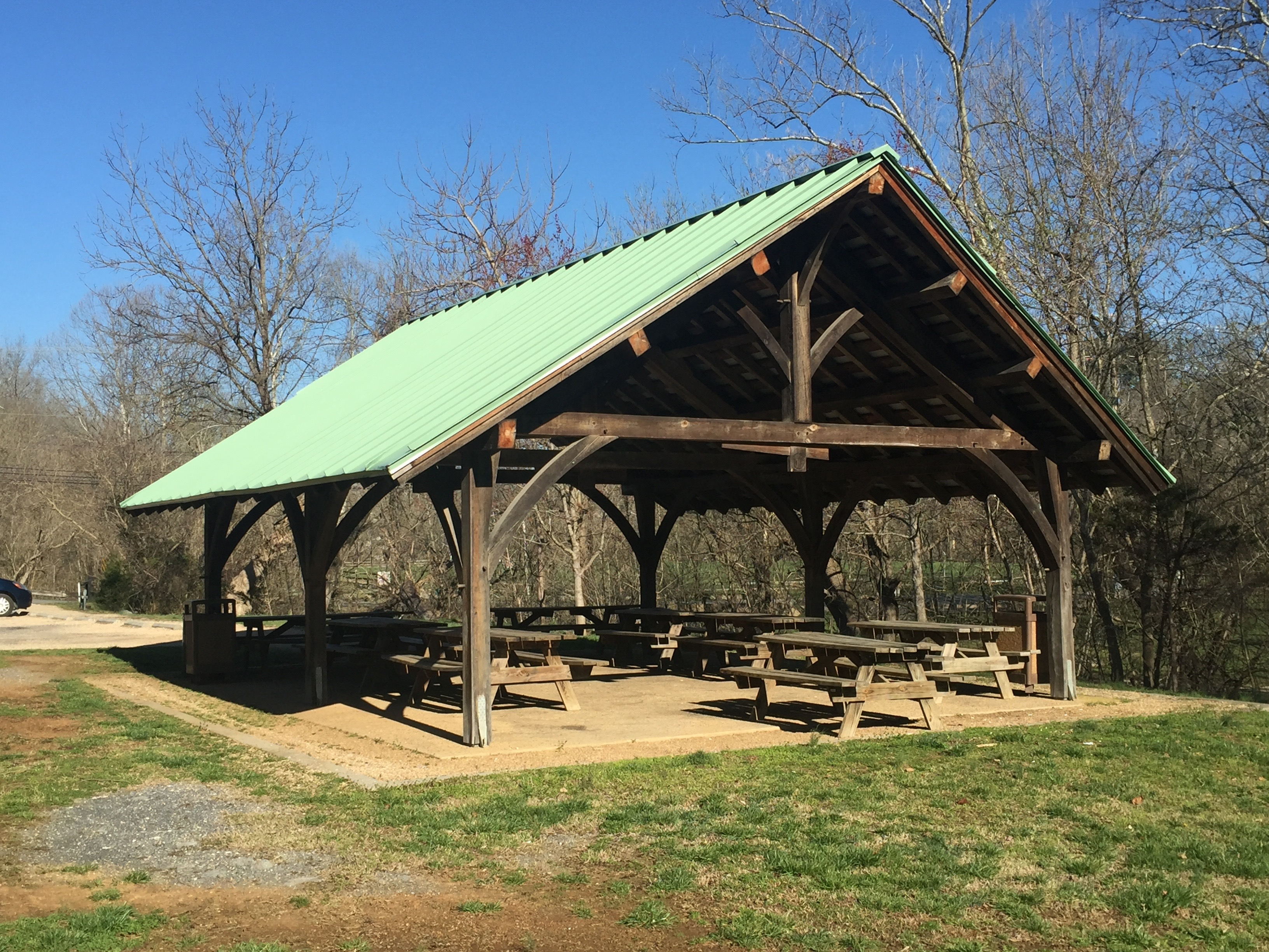Jordan's Point Picnic Area