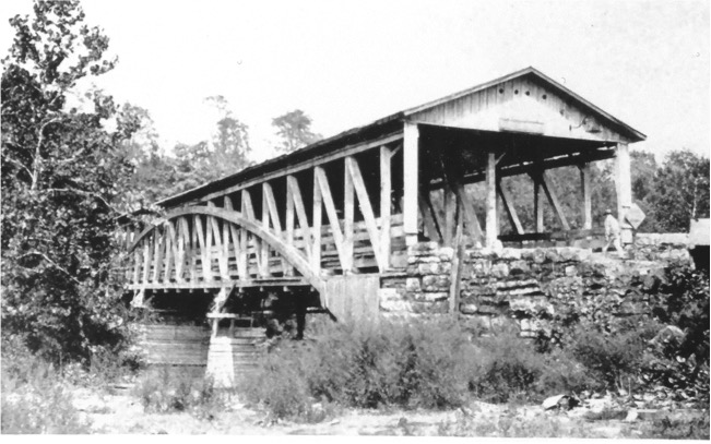 Old Lexington Covered Bridge