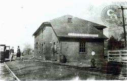 East Lex Rail Station