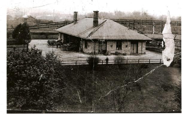 BV N&W Rail Station