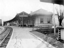 Natural Bridge Station