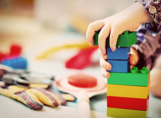 LEGO® Therapy: What, How & it's Benefits