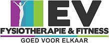 Logo EV Fysiotherapie & Fitness