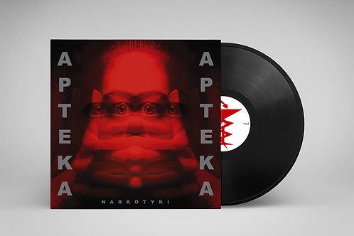 """APTEKA """"NARKOTYKI"""" 2xLP Gatefold (Remastered) 350 szt.Black"""