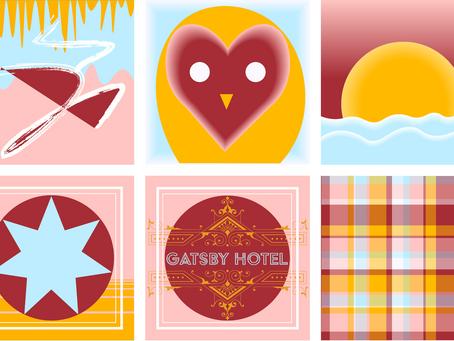 Visual Language Week 4: Six Versions of One Palette