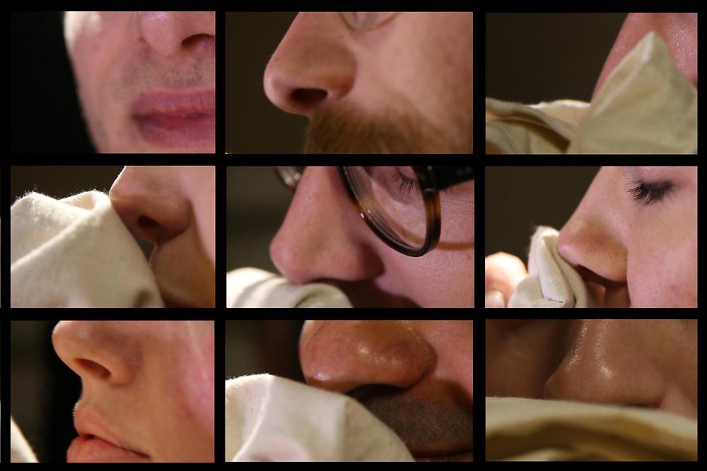 Tega Brain and Sam Lavigne's Smell.Dating