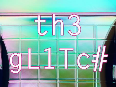 th3 gL1Tc#: ITP Zine Club @ the NY Tech Zine Fair