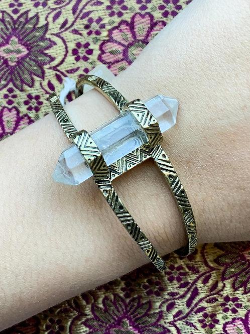 Triko Cuff Bracelet