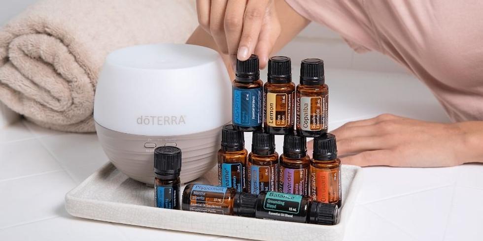 doTerra Essential Oils Workshop