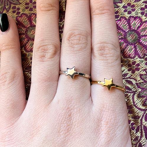 Star Stacking Ring