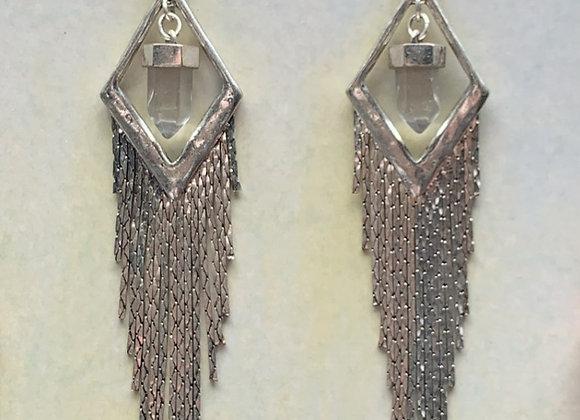 Crystal Drifter Earrings