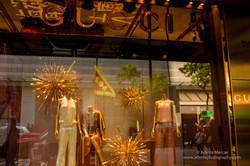 Hong Kong Gucci Reflections
