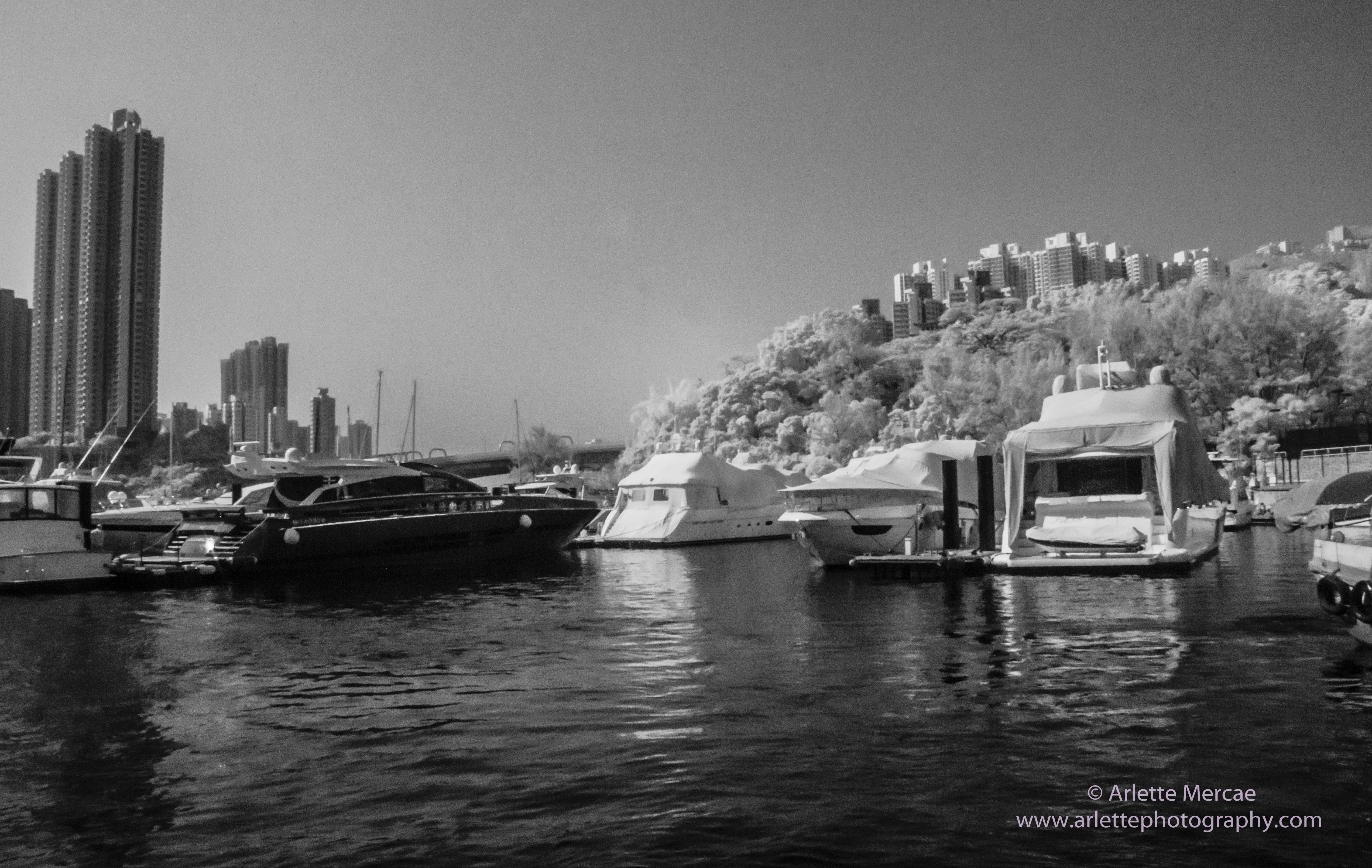 Hong Kong - Harbour 1