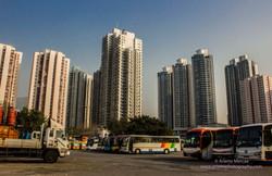 Hong Kong Apartments & Buses
