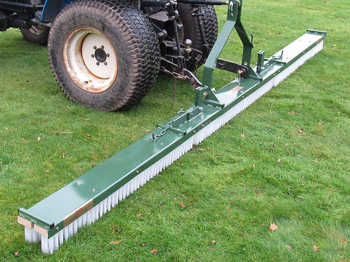 Folding Brush Unit for SCH Tractor Package (Mounted) - Ref MFB