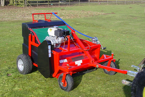 Equestrian Powered Brush - Poo Picker - Ref EPB