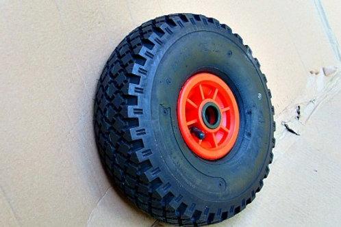 Wheel 400 x 4 Plastic Centre - Ref WHE4004P