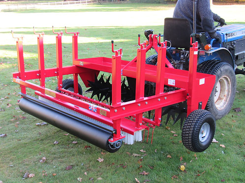 Combination Turf Care Groomer - Ref 4GCS