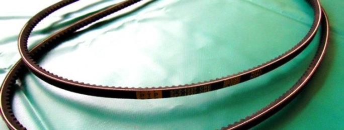 Belt Set (2) for FM48 Flail Mower - Ref FM48DRIVEBELT