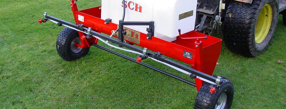 "48"" Power Sprayer Attachment - Ref SP48"