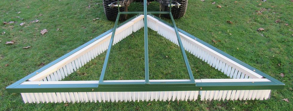 Mounted Triangular Brush - Ref 3TMB2