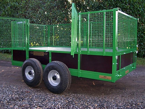 Special Built Trailer TG18