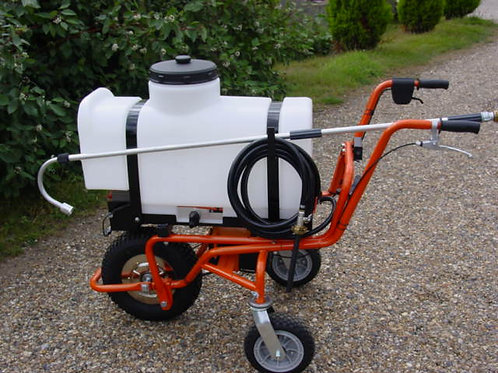 Electric Powered Hanging Basket Water Unit - Ref WBEPW
