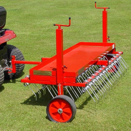 Heavy Duty Scarifying Rake - Ref SR4