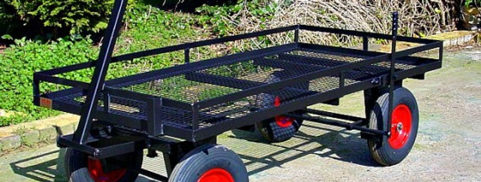 Special Built Trailer TG023