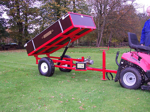 Hydraulic Tipping Trailer - 12v Electric - Ref HTRL(E)