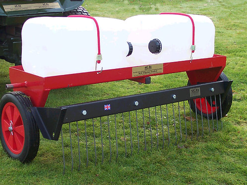 "40"" Heavy Duty Moss Rake Attachment - Ref HGM"
