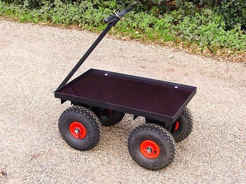 Four Wheel Turn Table Trolley - Ref FBT1