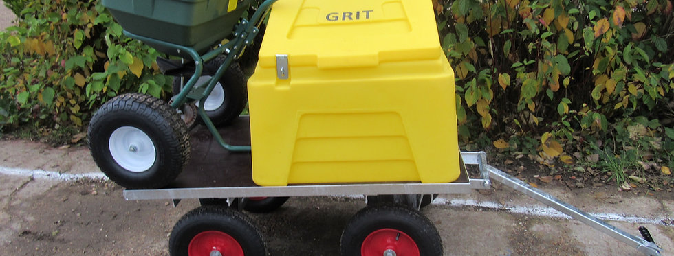 Salt Dispensing Trailer - Ref TSS