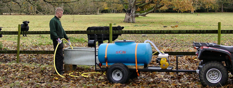 Animal Drinking Water Carrier - Ref ADMD