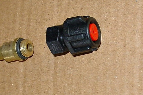Complete Nozzle Assembly For Brass Hand Lance - Ref SNA