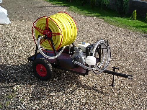 Irrigation Unit With Hose Reel - Ref IGU