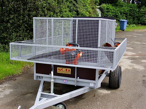 Special Built Trailer TG20