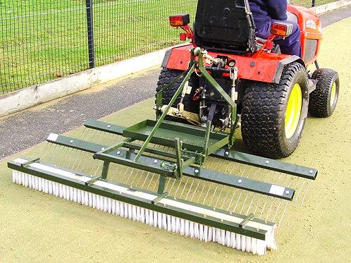 Mounted Grooming Rake - Ref 3ASR2