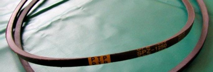 Belt Set for Equestrian Powered Brush (EPB) - Ref EPBBELT