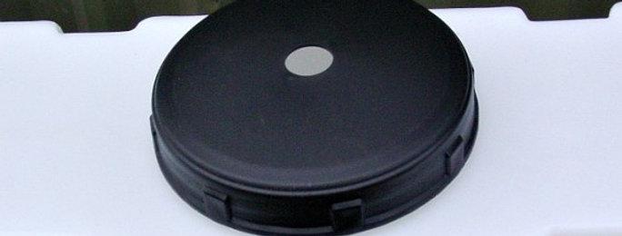 Cap for 125 Litre Tank - Ref CAP125MPS