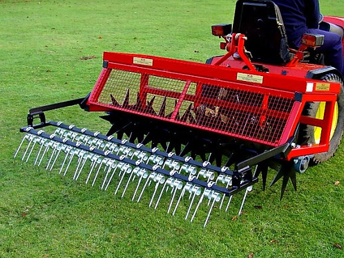Dethatching Rake Attachment - Ref DDTC