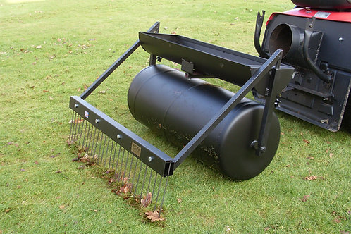 36in Budget Moss Rake Attachment - Ref: BMR