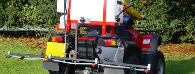 ATV/Quad Mounted Sprayer - Ref Q4PS